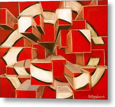 C-squared Metal Print by Josh Hertzenberg