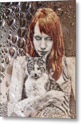 Cats Metal Print by Joachim G Pinkawa