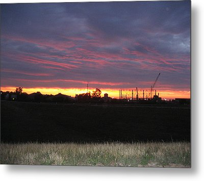 Cedar Point - 121212 Metal Print by DC Photographer