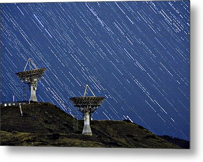 Communications To The Stars Metal Print by James BO  Insogna