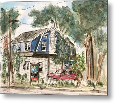 Daniel Christian Realtors Metal Print by Tim Ross