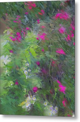 Expression Of Impressionism Metal Print by Rick Todaro