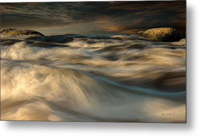First Light Metal Print by Bob Orsillo