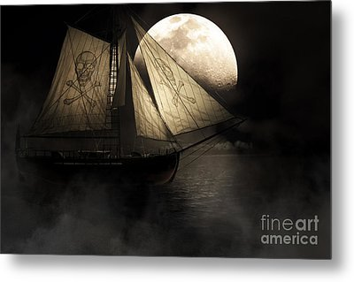 Ghost Ship Metal Print by Jorgo Photography - Wall Art Gallery