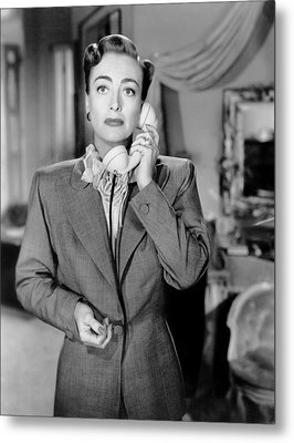 Harriet Craig, Joan Crawford, 1950 Metal Print by Everett