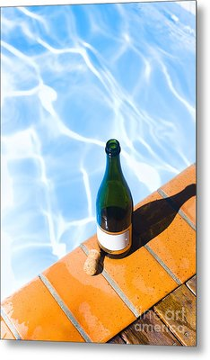 Holiday Resort Concept Metal Print by Jorgo Photography - Wall Art Gallery