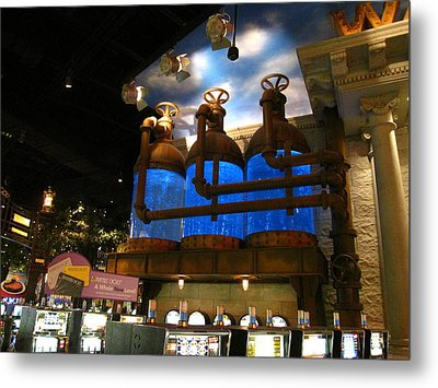 Hollywood Casino At Charles Town Races - 12123 Metal Print by DC Photographer