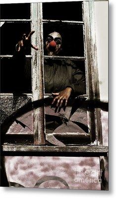 Horror Metal Print by Jorgo Photography - Wall Art Gallery