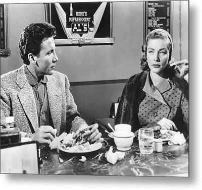 How To Marry A Millionaire  Metal Print by Silver Screen