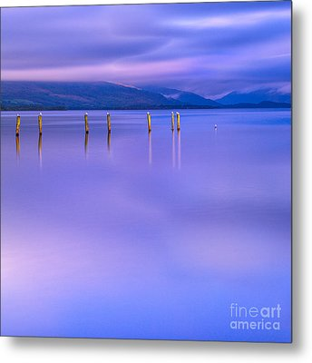 In The Realm Of Giants Metal Print by John Farnan