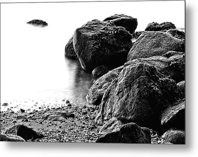 Into The Light Metal Print by JC Findley