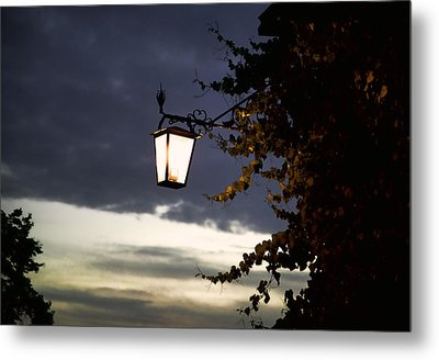 Light Metal Print by Joanna Madloch