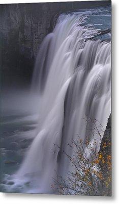 Mesa Falls Metal Print by Raymond Salani III