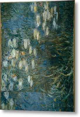 Monet, Claude 1840-1926. Morning Metal Print by Everett