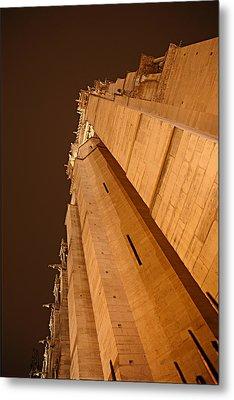 Paris France - Notre Dame De Paris - 011310 Metal Print by DC Photographer