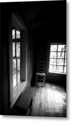 Room With A View Metal Print by Cris Hayes