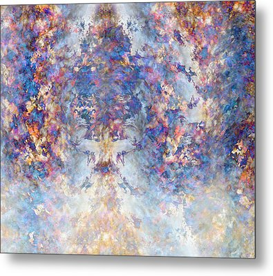 Spiritual Torrents Metal Print by Christopher Gaston
