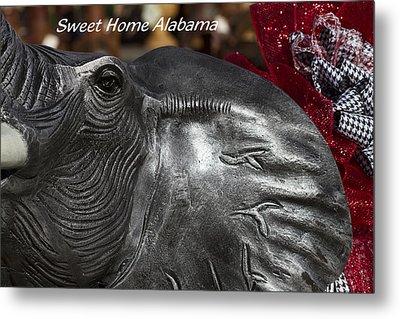 Sweet Home Alabama Metal Print by Kathy Clark