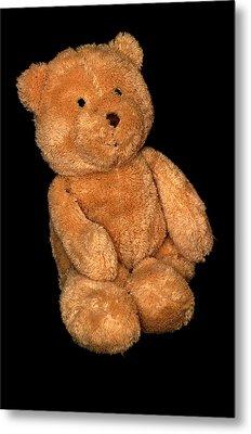 Teddy Bear  Metal Print by Toppart Sweden