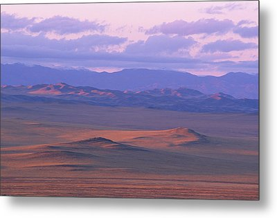 Tuva Metal Print by Anonymous