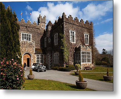 Waterford Castle , County Waterford Metal Print by Panoramic Images