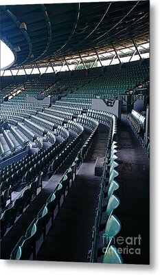 Wimbledon Scenes Metal Print by ELITE IMAGE photography By Chad McDermott