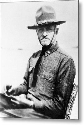 John Joseph Pershing (1860-1948) Metal Print by Granger