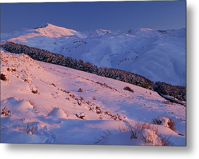 Sierra Nevada Metal Print by Guido Montanes Castillo
