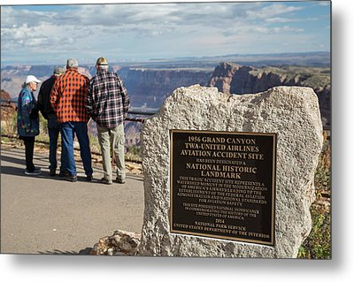 Grand Canyon Metal Print by Jim West