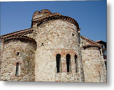 Bulgaria, Nessebur (aka Nessebar Or Metal Print by Cindy Miller Hopkins