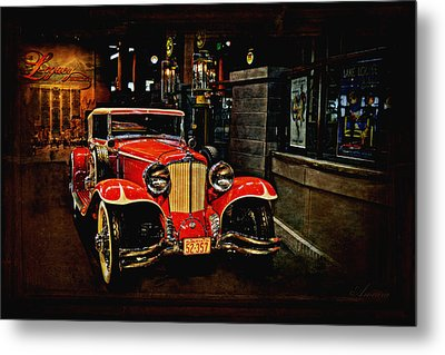 1931 Cord L-29 Metal Print by Maria Angelica Maira