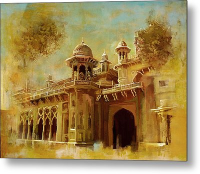 Aitchison College Metal Print by Catf