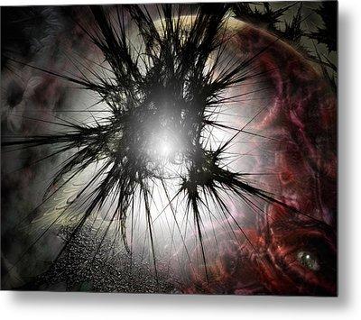 Awake Again Metal Print by David Fox
