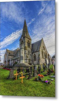 Christ Church Metal Print by Ian Mitchell