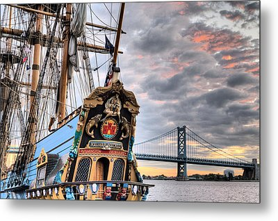 Colors Metal Print by JC Findley