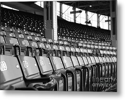 Good Seats Available... Metal Print by David Bearden