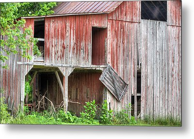 Hanging By A Moment  Metal Print by JC Findley
