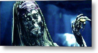 Jack Sparrow Metal Print by Jack Hood