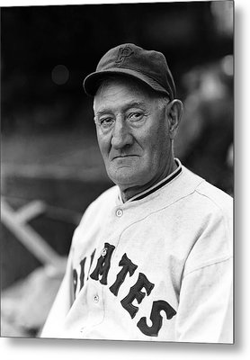 John P. Honus Wagner Metal Print by Retro Images Archive