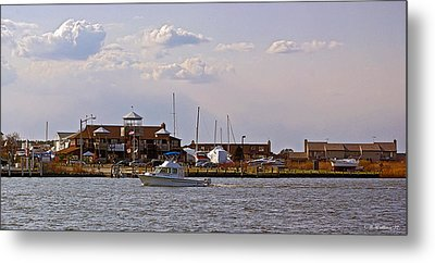 Kent Island Metal Print by Brian Wallace