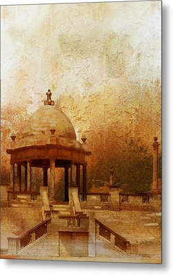 Makli Hill Metal Print by Catf