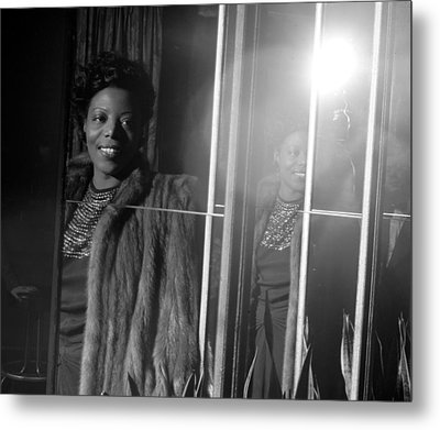Mary Lou Williams (1910-1981) Metal Print by Granger