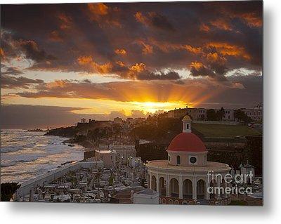 San Juan Sunrise Metal Print by Brian Jannsen