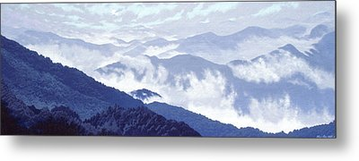 Spirit Of The Air Metal Print by Blue Sky