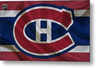 Montreal Canadiens Metal Print by Joe Hamilton