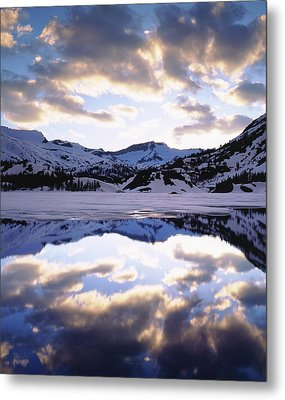 Usa, California, Sierra Nevada Metal Print by Jaynes Gallery
