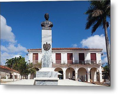 Cuba, Pinar Del Rio Province, Vinales Metal Print by Walter Bibikow