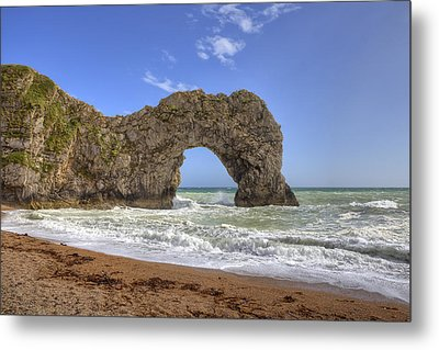 Durdle Door Metal Print by Joana Kruse