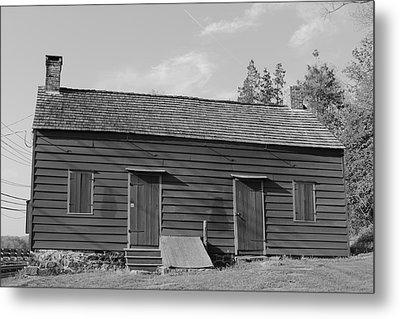 Farmhouse Metal Print by Frank Romeo