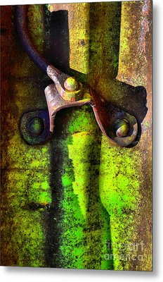 Synapse Metal Print by Lauren Leigh Hunter Fine Art Photography